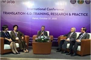 Premier colloque international sur la traduction au Vietnam