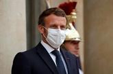 Macron présentera un nouveau tour de vis face à la flambée de COVID-19