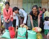 Aide : plus de riz aux provinces du Centre