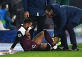 C1 : Neymar touché aux adducteurs, inquiétude au Paris SG