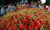Plus de 9,8 milliards d'USD d'import-export de produits agricoles