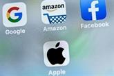 Les géants de la tech énervent les politiques mais font saliver Wall Street