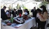 Exposition de photos en l'honneur des 58 ans de relations diplomatiques