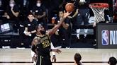 Finale NBA : les Lakers sans pitié, font le break contre Miami