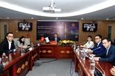 Conférence commerciale en ligne Vietnam - MERCOSUR