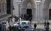 Trois morts dans une attaque contre une basilique de Nice
