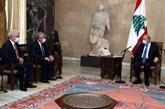 Le président syrien discute d'une conférence sur les réfugiés avec une délégation russe