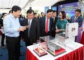 Semaine de la connectivité technologique et de l'innovation 2020 à Hanoï