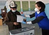 Législatives au Kirghizstan : victoire des partis proches du président Sooronbaï Jeenbekov