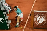 Roland-Garros : Gaston a frôlé le miracle