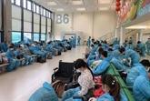 COVID-19 : rapatriement de plus de 350 Vietnamiens de Taïwan (Chine)