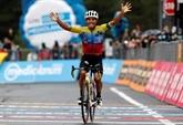 Tour d'Italie : le Giro en éruption, Thomas en souffrance