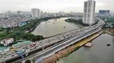 Hanoi construit des ponts lacustres sur le lac Linh Dàm