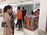 Les étudiants vietnamiens et le huitième art
