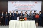 LG construira un centre de recherche et développement à Dà Nang