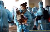 Plus de 220 citoyens vietnamiens rapatriés du Japon
