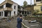 Karabakh : trêve des bombardements sur la capitale Stepanakert