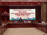 XVIIe Congrès du Comité municipal du Parti : Hanoï achève ses préparatifs