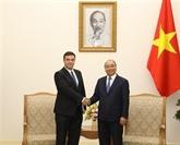 Promouvoir les relations de coopération multiforme Vietnam - Israël