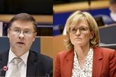 L'approbation du remaniement à la Commission européenne