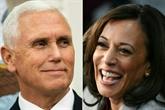 Kamala Harris et Mike Pence s'affrontent d'emblée sur le COVID-19 pour leur débat