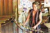 Ro Châm H'Mut, gardien de l'âme des gongs Jrai