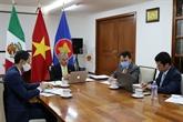Vietnam et Mexique renforcent la promotion commerciale dans le cadre