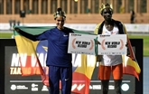 Athlétisme : Cheptegei et Gidey enflamment la piste