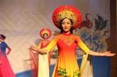 Le 7e Festival de ao dài à l'affiche à Hô Chi Minh-Ville