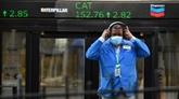 Wall Street termine dans le vert, le Dow Jones au plus haut en plus d'un mois