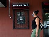 Les cinémas américains appellent à l'aide, étouffés par la pandémie