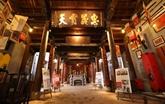 Conservation et valorisation des valeurs patrimoniales du Vieux quartier de Hanoï