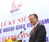 Célébration de la Fête nationale américaine et des 25 ans des relations diplomatiques Vietnam – États-Unis