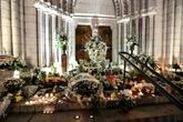 Pour la Toussaint, les catholiques de Nice prient pour leurs