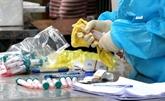 COVID-19 : le total reste inchangé à 1.180 cas confirmés