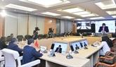L'AN assiste à une session en ligne extraordinaire du Conseil directeur de l'UIP