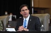 Mark Esper, le chef du Pentagone limogé qui n'a jamais su gérer Trump