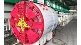 L'installation prochaine du premier tunnelier de la ligne de métro N°3 de Hanoï