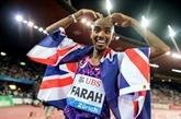 Athlétisme : Mo Farah fait une pause pour participer à une émission de téléréalité