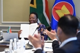 ASEAN 2020 : l'Afrique du Sud signe un document d'adhésion au TAC