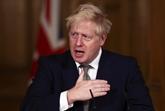 Boris Johnson a félicité de vive voix Joe Biden après son élection