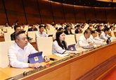 L'Assemblée nationale adopte la Loi sur les garde-frontières