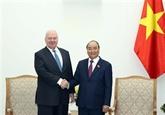 Le Premier ministre vietnamien reçoit l'ambassadeur de Russie à Hanoï