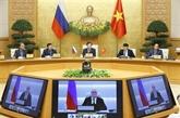 Renforcerla coopération entre le Vietnam et la Russie