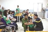 Préparer les enfants à affronter les désastres naturels