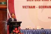 Promotion de la coopération économique Vietnam - Allemagne