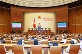 Débat à l'Assemblée nationale sur le budget de l'État pour 2021