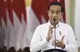 Le président indonésien exhorte l'ASEAN et la Chine à harmoniser les politiques