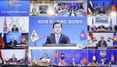 Le président sud-coréen publie une nouvelle politique pour renforcer les liens avec l'ASEAN