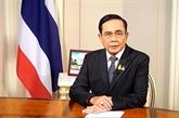 Le PM thaïlandais souligne les dossiers nécessitant l'attention de l'ASEAN